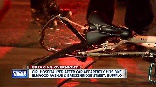 Elmwood Village bike crash