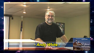 Andy White: The Foundations Are Being Shaken