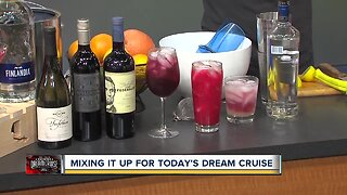 Dream Cruise Drinks