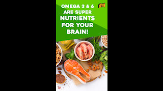 How the Food You Eat Affects Your Brain *
