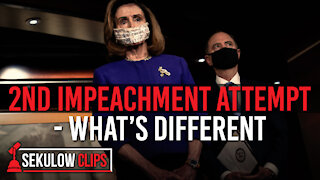 2nd Impeachment Attempt - What's Different