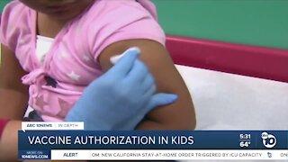 In-Depth: COVID-19 vaccine authorization in kids