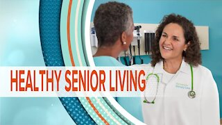 HEALTHY SENIOR LIVING TIP: Protecting Yourself From COVID-19