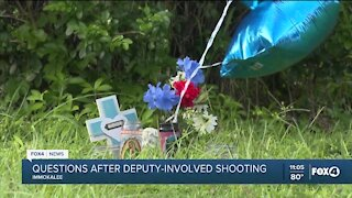 Questions surrounding deadly deputy-involved shooting in Immokalee