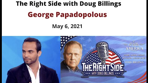 Doug's exclusive interview with George Papadopalous