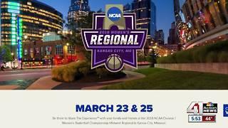 NCAA Women's Basketball Regional is in KC