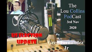 Election Special Part 3 – Greg Fernandez Jr