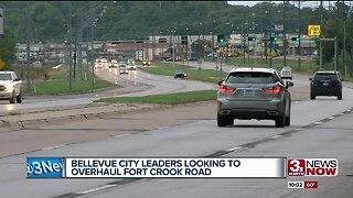 Bellevue looking to overhaul Fort Crook Road