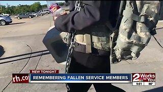 Remembering fallen Vietnam service members