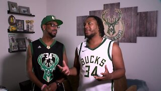 Milwaukee natives who now call Phoenix home excited to see Bucks chasing a championship