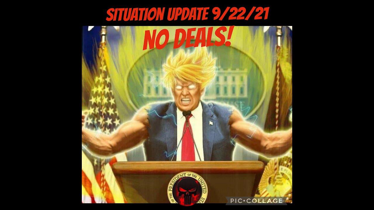 Situation Update: No Deals!! AZ Audit Reveal! Stock Market Crash! Australia Goes Full Communist!! - We The People Must Video