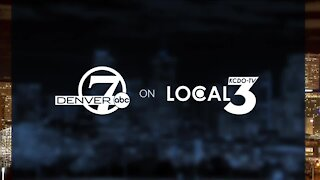 Denver7 News on Local3 8 PM   Tuesday, February 9