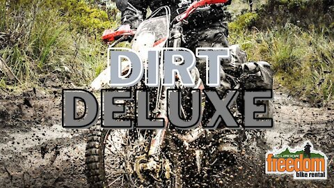 Dirt Deluxe Motorcycle Tour