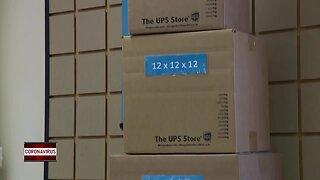 We're Open: UPS