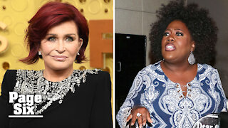 """New report is claiming that """"The Talk's"""" Sharon Osbourne used racist and homophobic slurs against her co-hosts"""