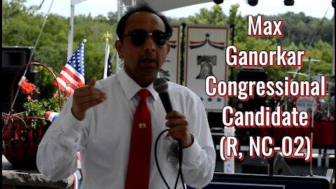 Citizen Media News - Max Ganorkar for NC-02