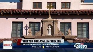Developer offers asylum seekers shelter at Benedictine Monastery
