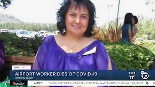 South Bay family mourns death of popular airport worker to COVID-19