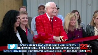 Remembering former mayor Harvey Hall two years after his passing