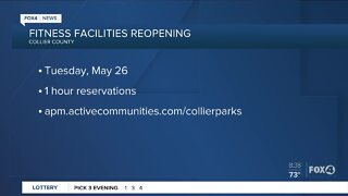 Collier County to reopen fitness facilities