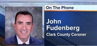 Clark County coroner retires