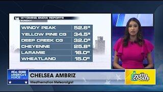Chelsea Ambriz, WeatherNation Meteorologist