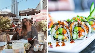 7 Patios Around Toronto Where You Can Feast On Unlimited Sushi, Ranked By Price