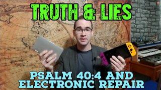 Truth & Lies (Nintendo Switch Repair)