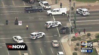 Suspect killed in office-involved shooting in Phoenix