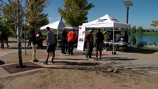 Green Valley Ranch residents rally against youth violence in Denver