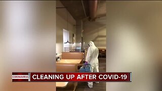 Cleaning up after COVID-19