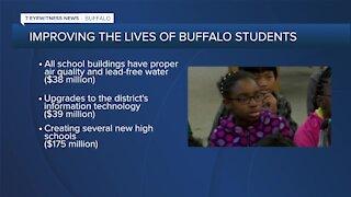 Buffalo Public Schools receiving $289 million in federal relief