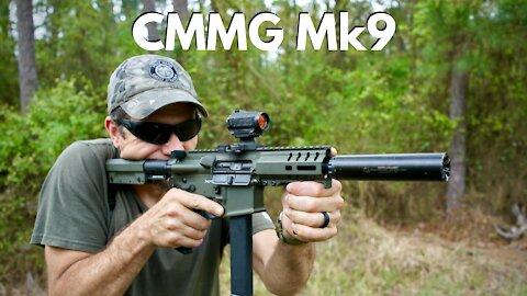 CMMG Mk9 Banshee!