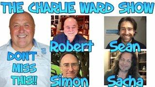 JOIN THE ROUND TABLE WITH CHARLIE WARD, ROBERT DAVID STEELE SIMON PARKS , SACHA STONE & SEAN STONE..
