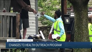Cleveland announces changes to health outreach program after workers caught ignoring guidelines