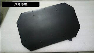 Homemade Shield