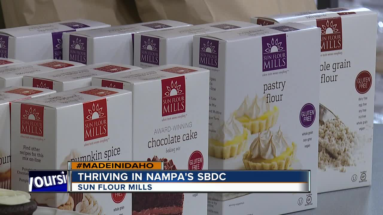 Made in Idaho: Sun Flour Mills preview