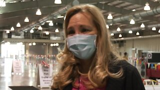 First COVID-19 vaccine administered in Tulsa part 2