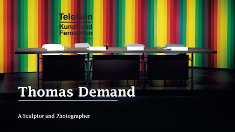 Tribute to Thomas Demand: A Sculptor and Photographer