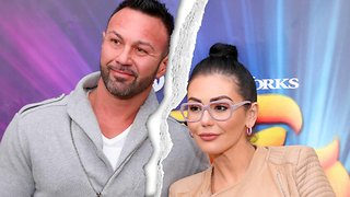 Roger Wants Child Support From JWoww, Challenges Prenup in Divorce