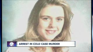 Arrest in cold case murder