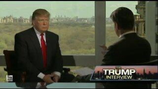 UNEARTHED: Sean Hannity Interviews Donald J Trump