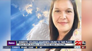 6:30pm Domestic Violence Awareness event, cruise held next weekend in memory of Audrey Rivera