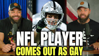 NFL Player Comes Out As Gay