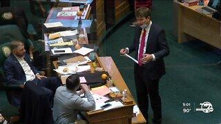 Colorado legislative session comes to an end
