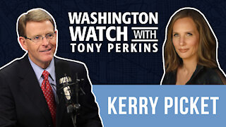 Kerry Picket Discusses the Global Shipping Crisis and Concerns That It Could Lead to Layoffs