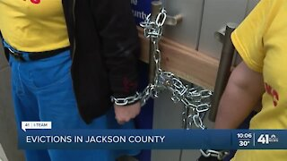 Evictions in Jackson County
