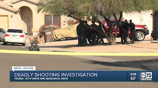 PD: Man found shot, killed near 91st and Northern avenues, suspects detained