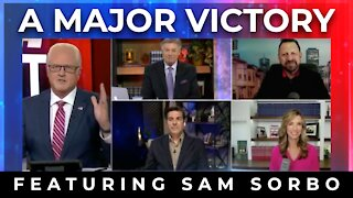 FlashPoint: A Major Victory! Sam Sorbo, Lance Wallnau, Hank Kunneman and more! (May 18th, 2021)