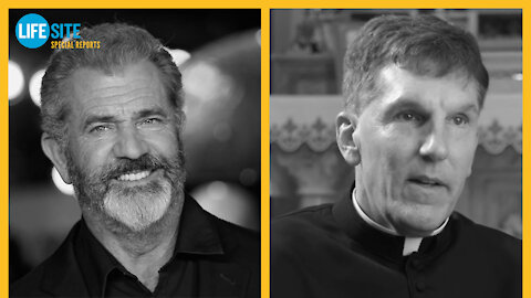 Mel Gibson expresses support for Coalition for Canceled Priests, says 'sickness afflicts' the Church